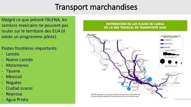 Aeroports pour vols nationaux et internationaux • Transport aérien diversifié: EEUU et AL • Présence d'entreprises low cos...