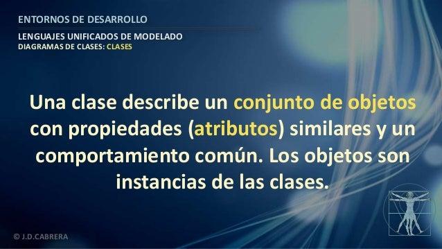 ENTORNOS DE DESARROLLO: DIAGRAMAS DE CLASES