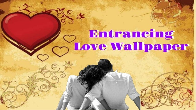 Entrancing Love Wallpaper Love Couple Wallpaper Free Download