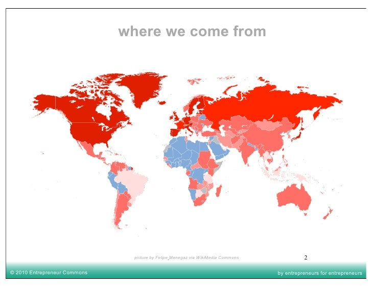 where we come from                                    picture by Felipe Menegaz via WikiMedia Commons             2  © 201...