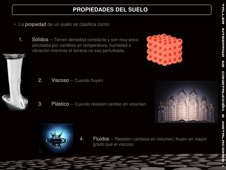 DATOS<br />SUELOS EXPANSIVOS (ARCILLOSOS)<br />Instalados en el sector precordillerano, de origen volcánico de los mineral...