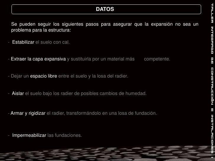 """TIPOS DE SUELOS EN SANTIAGO - DUROS<br />- Grava de Santiago (Arsenal de Guerra)<br />""""Grava bien graduada, de color café,..."""