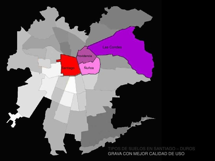 """TIPOS DE SUELOS EN SANTIAGO - BLANDOS<br />- LIMO ARCILLOSO<br />""""Limo de plasticidad media, de color café, seco y present..."""