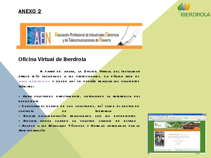 Iber etea entregable 4 for Iberdrola oficina virtual