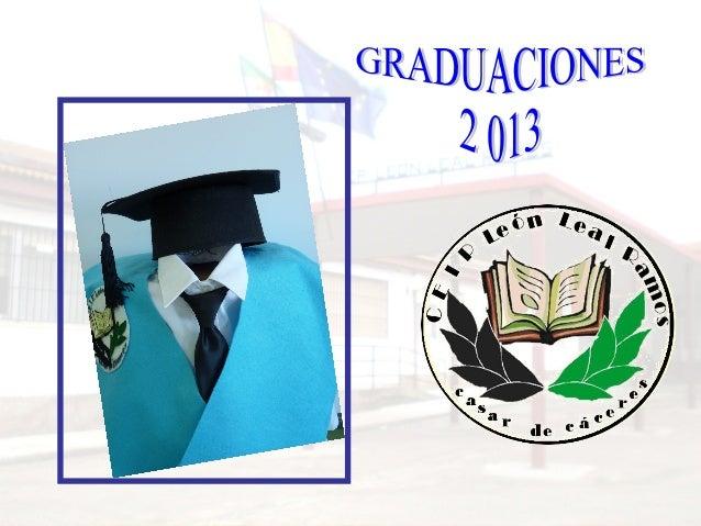 Entrega de diplomas parte 1
