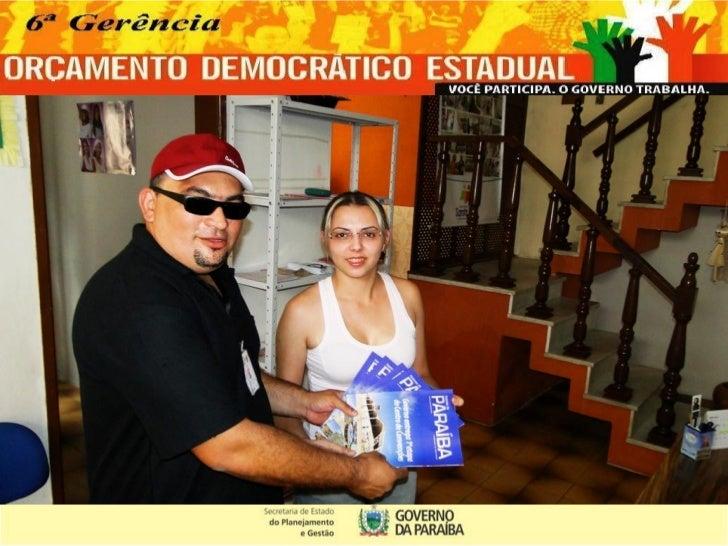 """Entrega da Revista """"Noticias da Paraíba"""""""