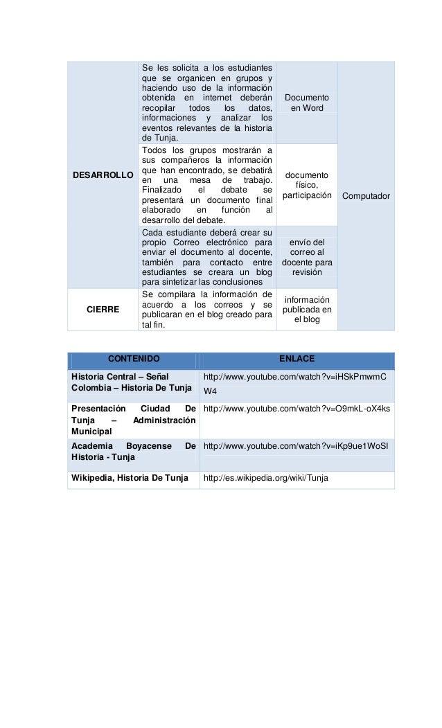 Entrega final didáctica y uso de las tic   2013-2 segundo bloque Slide 3