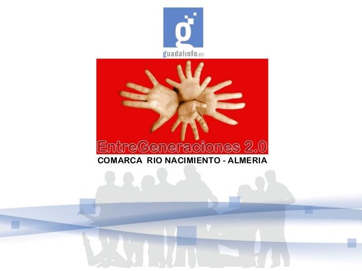 COMARCA  RIO NACIMIENTO - ALMERIA