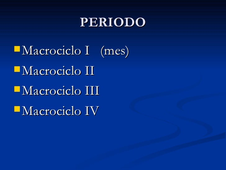 MICROCICLO Sesión I   (lunes) Sesión II (lunes) Sesión III (martes) Sesión IV (miércoles) ……………