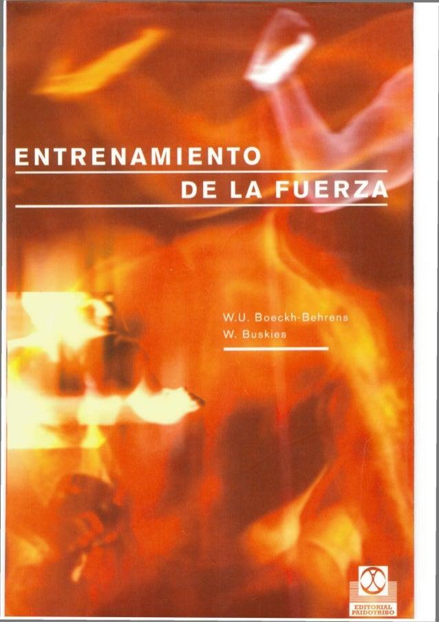 ✓ ENTRENAMIENTO DE LA FOER^A^