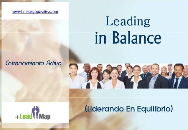www.liderazgopositivo.com  www.liderazgopositivo.com                                     Leading                          ...