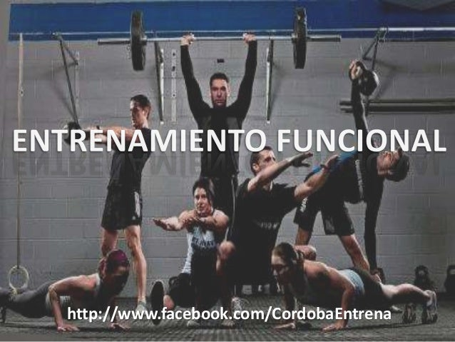 Entrenamiento funcional for Entrenamiento funcional