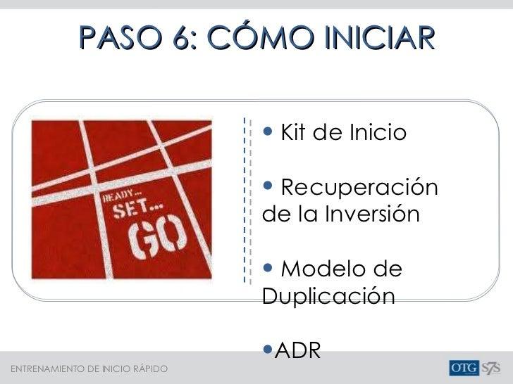 <ul><li>Kit de Inicio </li></ul><ul><li>Recuperación de la Inversión </li></ul><ul><li>Modelo de Duplicación </li></ul><ul...