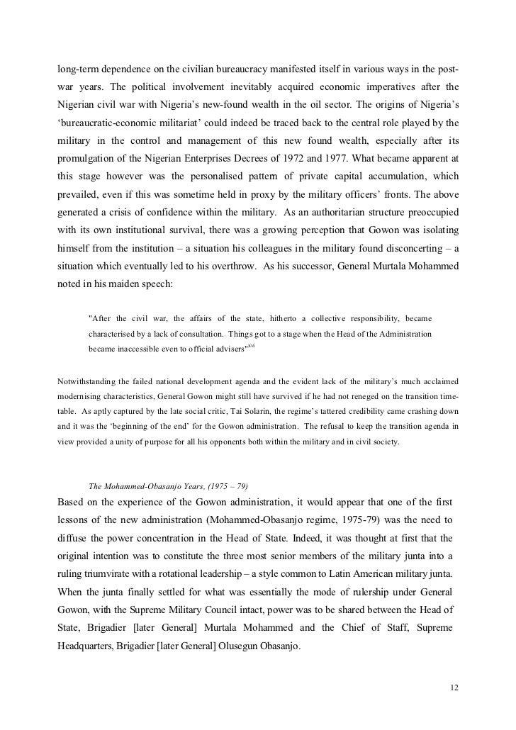 Buhari: From dictator to democrat