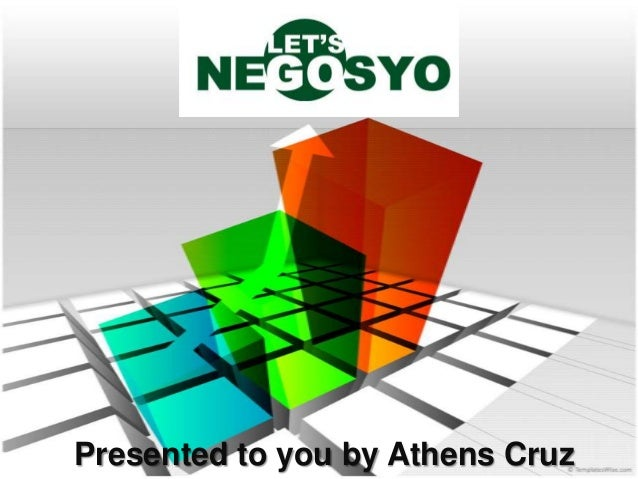 Company NamePresented to you by Athens Cruz
