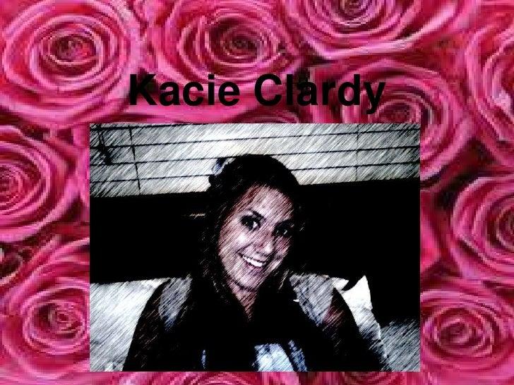 Kacie Clardy <br />
