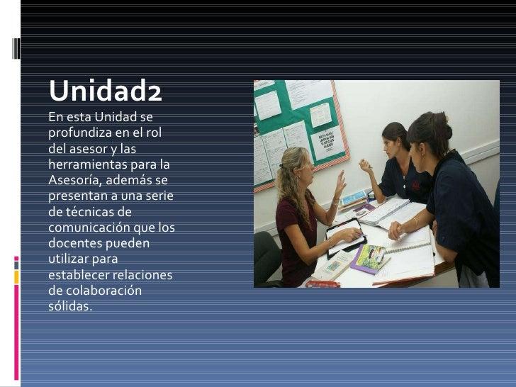 Unidad3 Los participantes desarrollan una actividad de aprendizaje para publicar en internet, denominada weblesson. Para e...