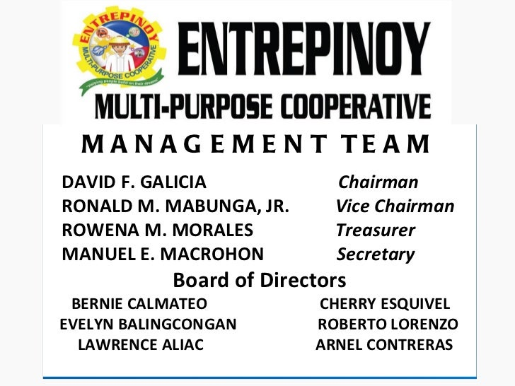 multi purpose coop Serendipity multi purpose cooperative (smpc), a product of our human resources and business outsourcing practice since 2002, helps provide hundreds of jobs to filipinos by deploying them in various businesses.