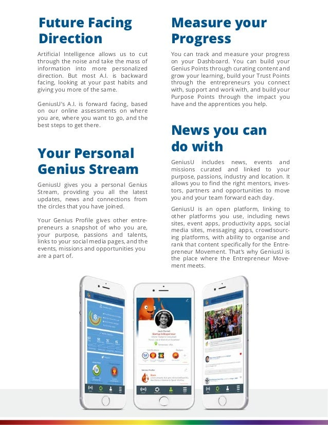 Entrepreneur blueprint 2030 9 your personal genius malvernweather Image collections
