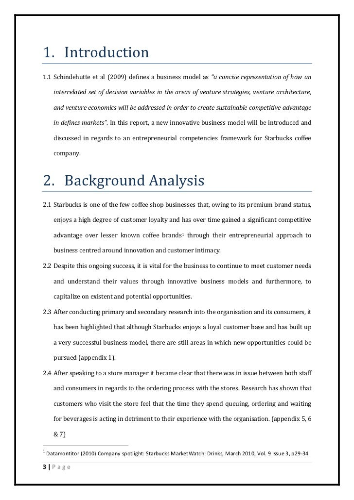 starbucks company research Starbucks corporation report contains the application of the major analytical strategic frameworks in business studies such as swot, pestel, porter's five forces, value chain analysis and mckinsey 7s model on starbucks.
