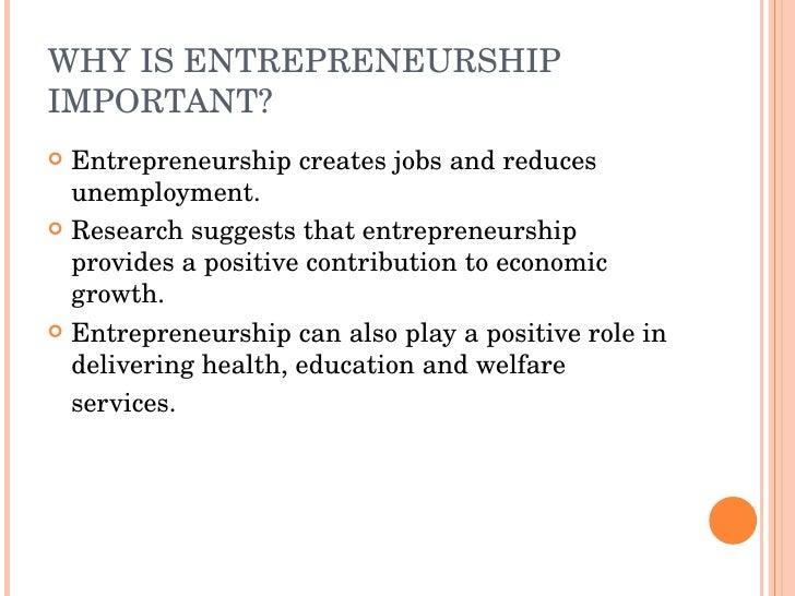 Entrepreneurship Slide 3
