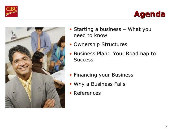 Entrepreneurship 101: Mechanics of Starting a Business Slide 3