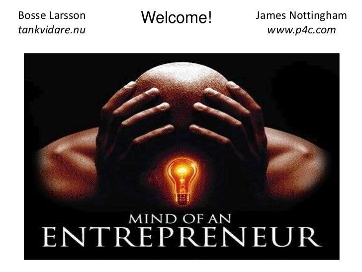Bosse Larsson   Welcome!   James Nottinghamtankvidare.nu                www.p4c.com
