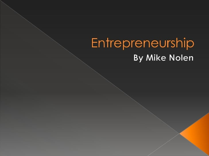    The actual definition of an entrepreneur    is a person who organizes and operates    a business or businesses, taking...