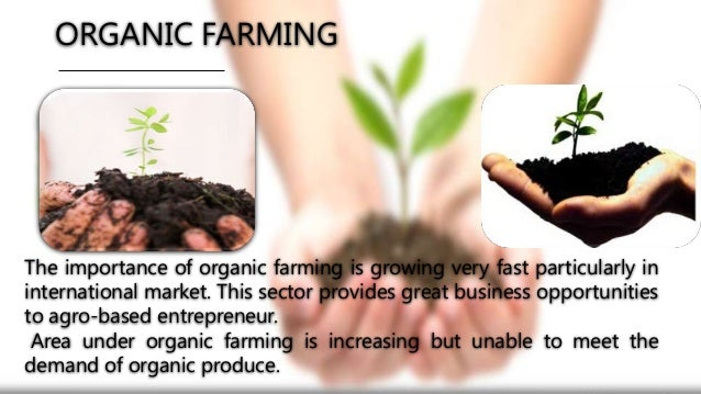 IMPORTANCE OF ORGANIC FARMING EPUB