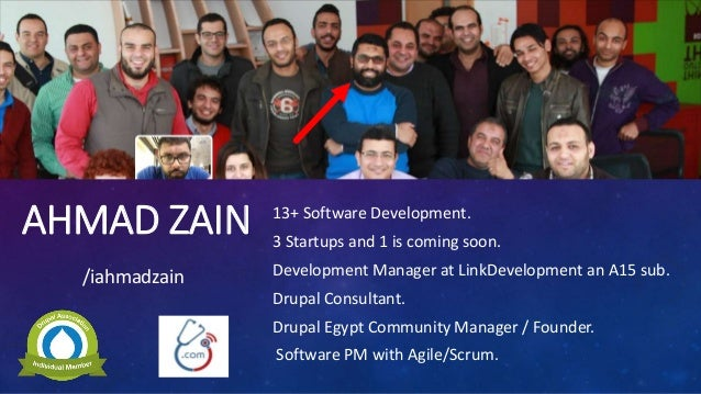 AHMAD ZAIN 13+ Software Development. 3 Startups and 1 is coming soon. Development Manager at LinkDevelopment an A15 sub. D...