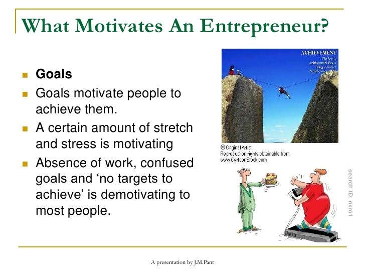 essays on entrepreneurship motivation and autonomy We will write a custom essay sample on influences of extrinsic motivation techniques  autonomy, or self  journal of applied management and entrepreneurship, 13.