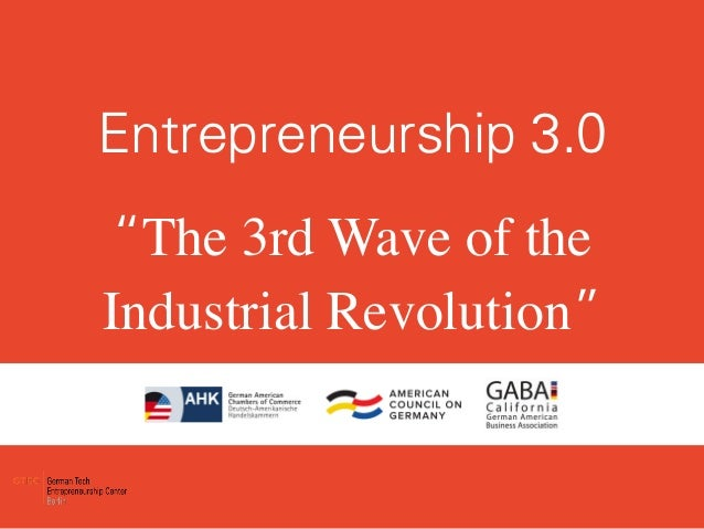 Entrepreneurship 3.0