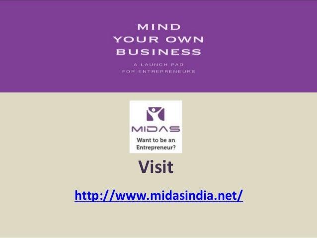 Entrepreneurship Certificate Program in Pune