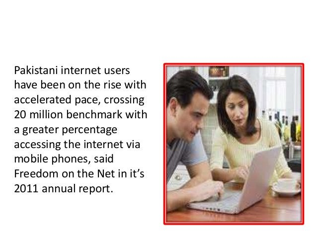 2 crore net users in Pakistan Pakistani internet users have been on the rise with accelerated pace, crossing 20 million be...