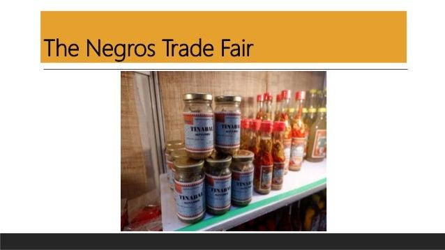 The Negros Trade Fair