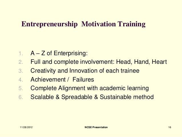 describe an innovative method of motivating People are the main and the most important resource of each company for achieving great results each leader needs to have a motivation strategy to create and maintain the spirit of enthusiasm.