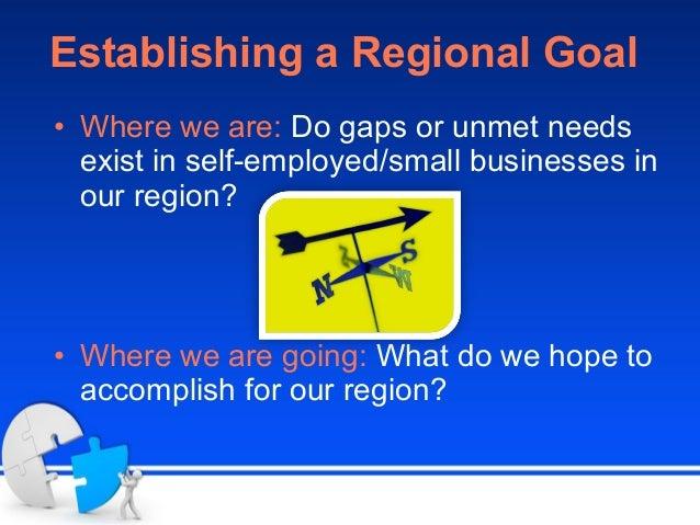 Entrepreneurship in the Region