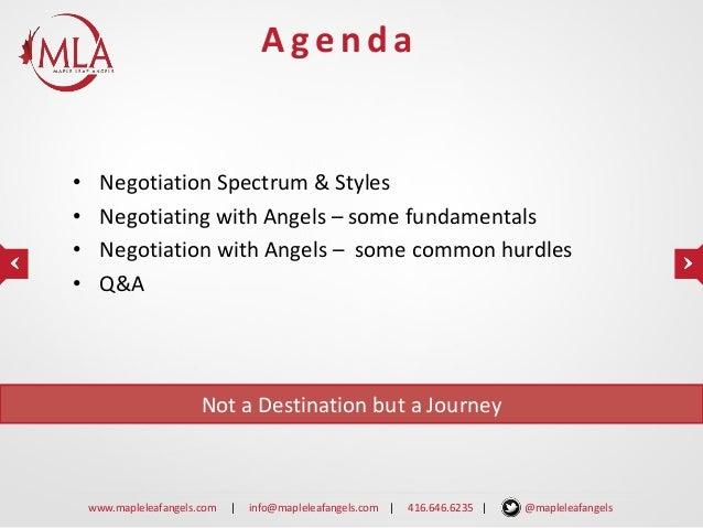 Negotiation styles accommodating spelling
