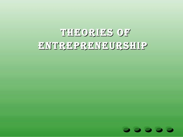 the role of entreprenuership In the united states, small businesses are often called the backbone of the economy policies that encourage the growth of small businesses and the role of.