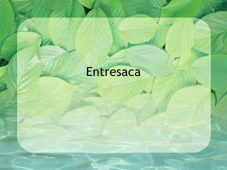 Entresaca