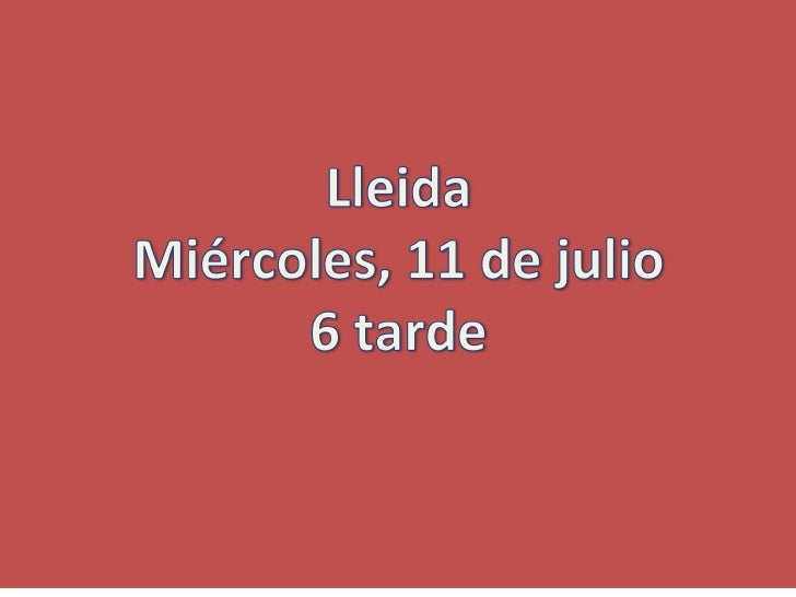 Elefante Blanco Lleida
