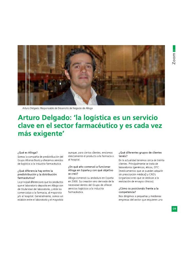 Entrevista Arturo Delgado   Ahora
