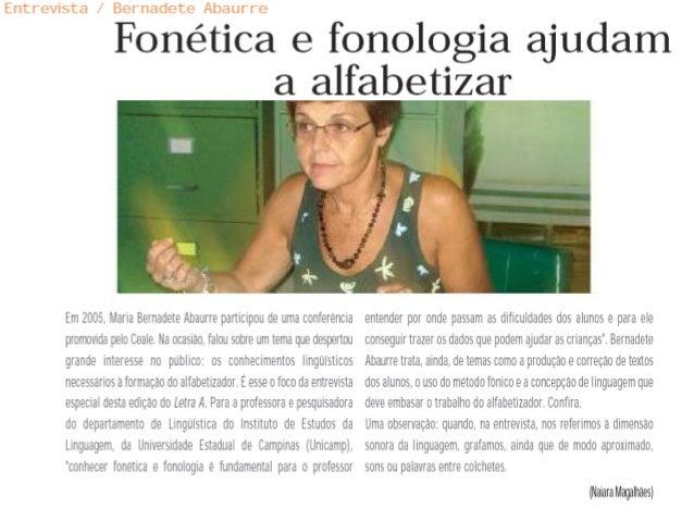 Fonte: Jornal Letra A – Belo Horizonte fev/mar de 2006 Ano 2 nº.05