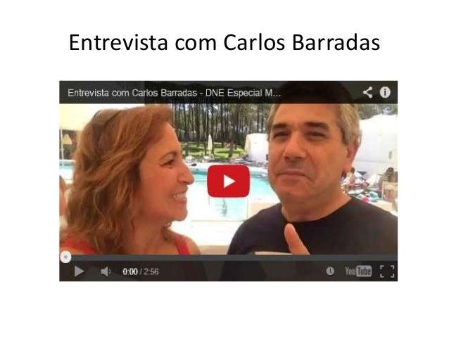 Entrevista com Carlos Barradas