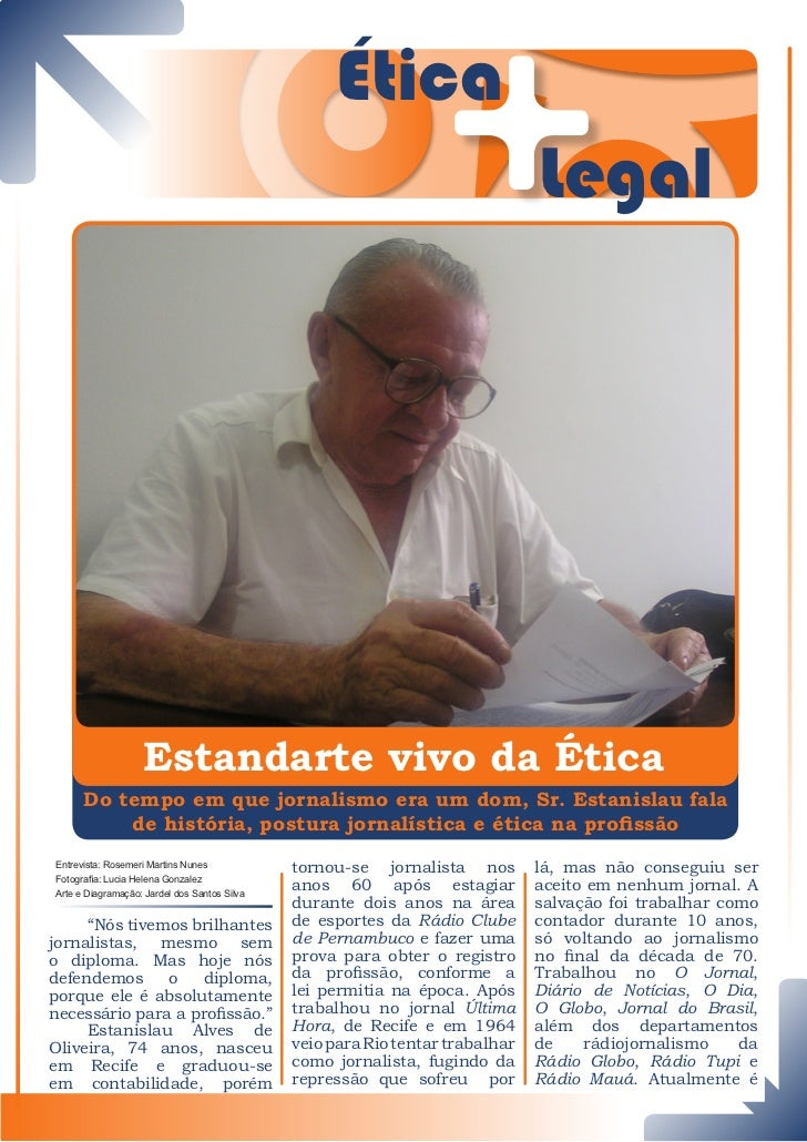Ética                                                                               Legal                   Estandarte viv...