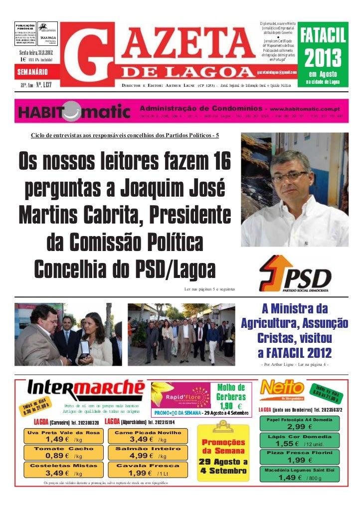 PUBLICAÇÕES                                                                                                               ...