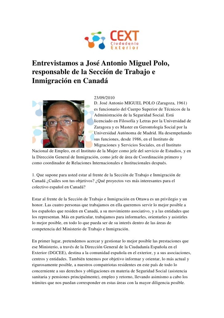 Antonio de miguel forex