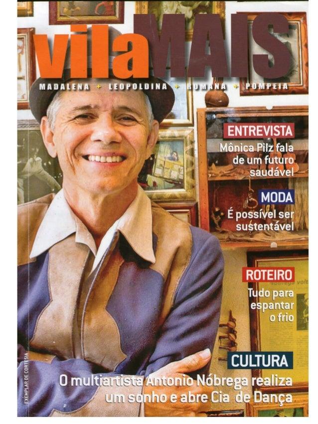 Entrevista com Antonio Nóbrega