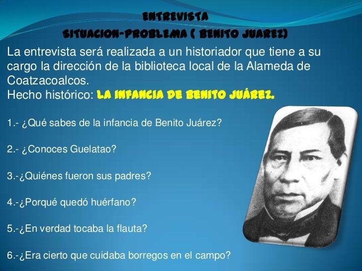 Pubg Tiene Serios Problemas De Rendimiento Sus: Entrevista Sobre Benito Juarez
