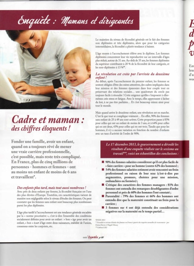 Magazines Entrexpertes Numéro 1 : Maman et dirigeante - Interview Peggy Sadier